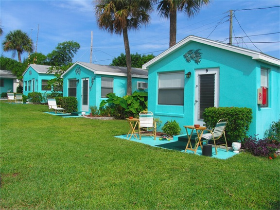 Driftwood Motel and Cottages of Jensen Beach, Florida